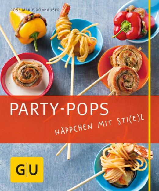 Kookboek Party Pops